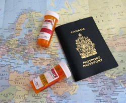 traveling with narcotics
